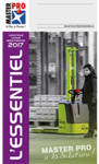 Essentiel Logistique/Levage 2017